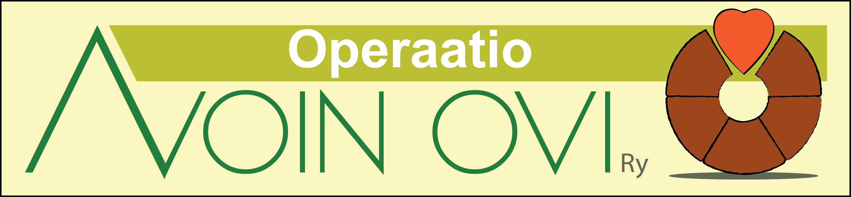operaatio avoin ovi banneri värikorjaus